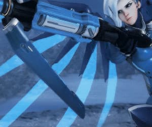 game, gif, and overwatch image