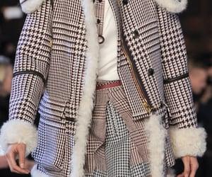 coat and runway image