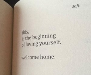 beginning, home, and loving image