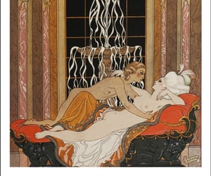 art and George Barbier image