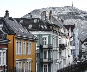 bergen, europe, and norway image