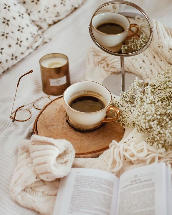 beige, hygge, and coffee image