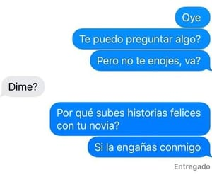 frases, messenger, and adolescentes image