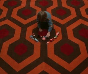The Shining, film, and movie image