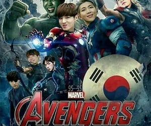 archive, Avengers, and kpop image