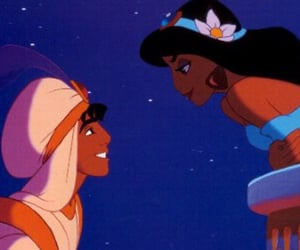aladdin, prince, and disney image