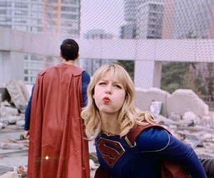 cw, Supergirl, and superman image