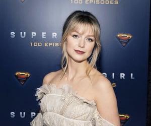 Supergirl and melissabenoist image