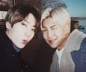 jungkook, bts, and namjoon image