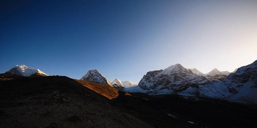 article, trekking in nepal, and hiking in nepal image