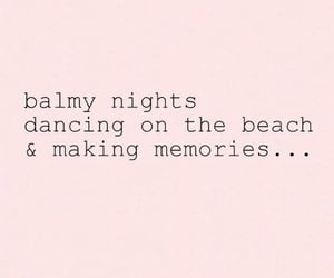beach, dancing, and pink image