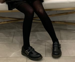 doc martens, outfit, and shoes image