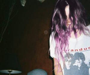 girl, rock, and grunge image