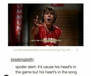 high school musical, zac efron, and troy bolton image