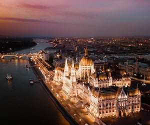 brown, budapest, and city image