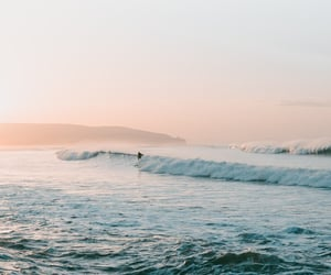 ocean, waves, and world image