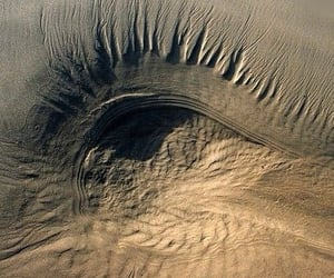 eye, art, and sand image