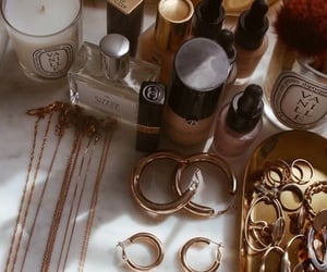 coco chanel, makeup, and dior image