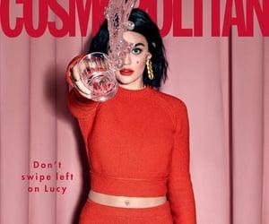 beautiful, cosmopolitan, and Cover Girl image