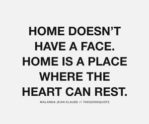 depress, heart, and home image