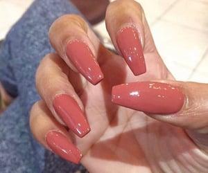 nails, beauty, and nailsart image