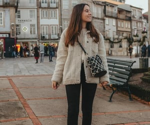 chunky boots, fashion, and outfit image
