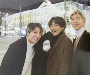bts, rm, and jungkook image