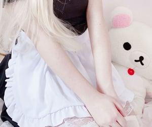 aesthetic, costume, and girl image
