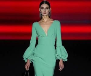 belleza, moda, and pasarela image