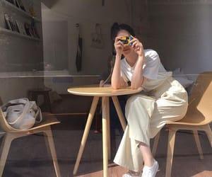 cafe, fashion, and kodak image