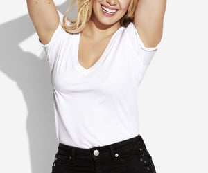 blonde, pretty, and Hilary Duff image
