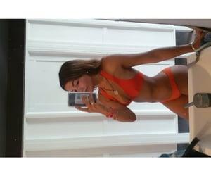 bikini, ropa, and verano image