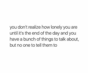 lonely and quotes image
