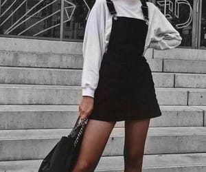 french fashion and street style image