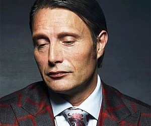 hannibal, men, and mads image