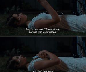 augustus, dialogue, and heartbreak image