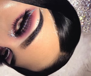 beauty, glam, and glitter image