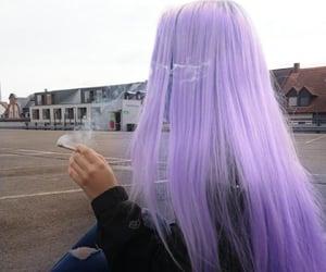 hair and smoke image