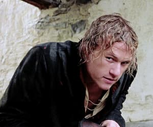 gif, handsome, and heath ledger image