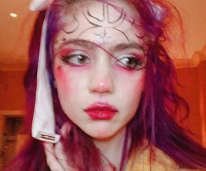 aesthetic, grimes, and music image