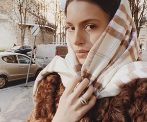 aesthetic, paris, and russian Girl image