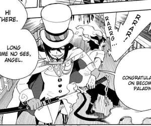 manga, rin okumura, and blue exorcist image