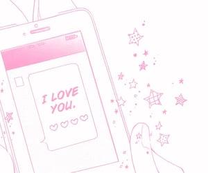 anime, manga, and pink image