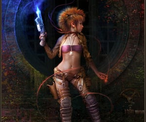 art, steampunk, and wma image