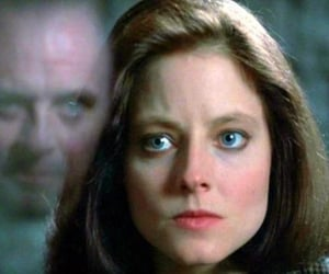 horror, jodie foster, and movie image