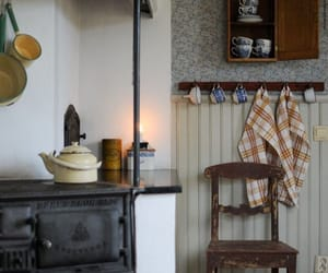 cottage interior and cottage aesthetic image