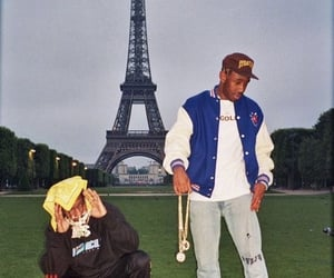 tyler the creator, paris, and aesthetic image