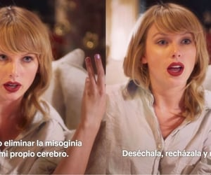 feminism, Swift, and Taylor Swift image