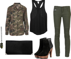 army, clothes, and clutch image