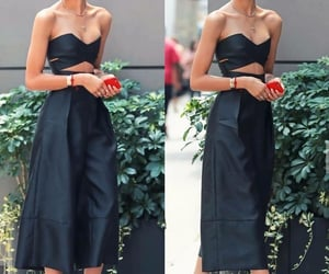 fashion, zendaya, and black image